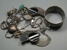 89 grams of Sterling Silver - Scrap or Use. #19