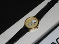 Peanuts SNOOPY Watch New Never Used Armitron Vintage 40th Anniversary (w247)