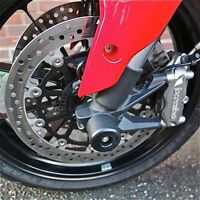 Ducati Streetfighter V4 S Choc Champignons Essieu Avant Protection Bobines