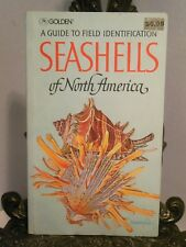 Seashells Larger Golden Field Guide Sea Shells ZIM 1968 Identify Identification
