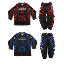 Kits et combinaisons bleus Wulfsport pour cross