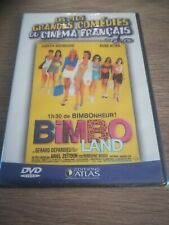 * RARE DVD NEUF SOUS BLISTER BIMBOLAND  Ariel Zeitoun Judith Godrèche Aure Atika