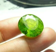 21.2 cts Beautiful Natural Green Peridot @ Pakistan wow  !!!!