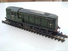 N Gauge CLASS 15 BODY SHELL suit Farish old style class 20.