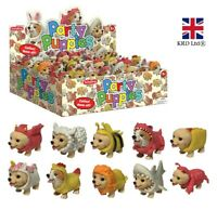 PARTY PUPS Kids Party Bag Christmas Stocking Filler Toy Dog Puppy Gift SCPTPA UK