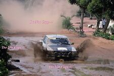 Hannu Mikkola Mercedes-Benz 450 SLC Winner Ivory Coast Rally 1979 Photograph 3