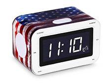 Radio réveil numérique avec alarme pour la maison