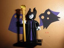 Maleficent sleeping beauty Villain toy Lego Disney Minifigures mini figure