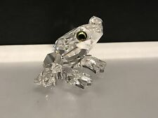Swarovski Figur Großer Frosch 3,5 cm. Top Zustand