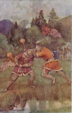 ARTISTS : Illustrations of Hindu Myths-EVELYN PAUL