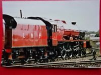 PHOTO  LMS LOCO PRINCESS ROYAL CLASS 6201 PRINCESS ELIZABETH