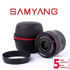 Objetivo Samyang AF 24mm f/2.8 FE Sony E + filtro 49mm. Garantía 5 años