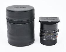 Leica Super-Elmar-M 21mm f/3.4 ASPH. Lens (11145)