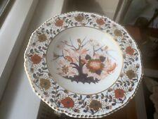 ANTIQUE BLOOR DERBY SOUP PLATE c1830