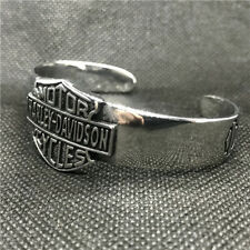 Harley new unisex bracelet adjustable stainless steel motorcycle lovers ankle