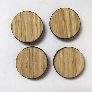 Oak Circle Discs wooden slices rustic Wedding Decor Favour Invitation