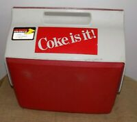 Coal Miners Mining Lunch Bucket Pail Cooler Coke Lee Norse Zeigler Mine CocaCola