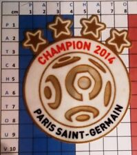 France Patch Badge LFP Ligue 1 maillot de foot du Paris.SG Champion 2014 s 14/15