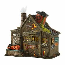 Dept 56 Halloween Village Harley Davidson Ghost Riders Club #4044878 NIB SEALED