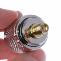 SMA Female To UHF Male PL259 PL259 Connector RF Coax Coaxial Barrel Adapter