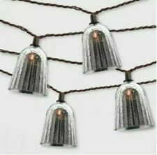 Opalhouse 10 ct. Ribbed Mercury Hood String Lights