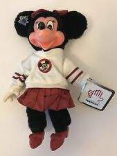 New listing Vtg 1981 Disney Minnie Mouse Toy Doll Applause Mickey Club Sweater Skirt #8411