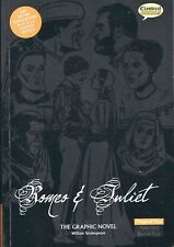 ROMEO & JULIET The Graphic Novel Original Text - Shakespeare (2009) FREE EXPRESS