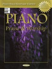 PIANO PRAISE & WORSHIP: PIANO SOLO KEEPSAKE EDITION. Craig Curry.  Free Shipping