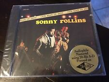 Classic Records GOLD CD LSPCD 2612 SONNY ROLLINS - OUR MAN IN JAZZ