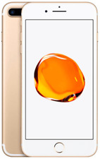iPhone 7 Plus - Unlocked (CDMA + GSM) - 128GB - Gold - Excellent