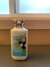 Bath & Body Works Juniper Breeze Body Lotion 8 oz New