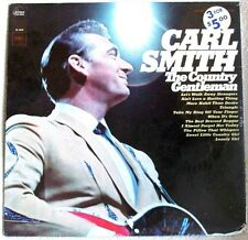 Carl Smith The Country Gentleman 1967 Columbia # CS 9410 COUNTRY POP Sealed LP