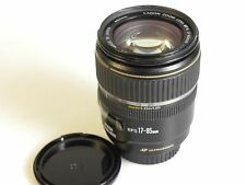 Canon EF S  17-85 mm F/4.0-5.6 IS USM Objektiv