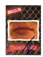 TNA Traci Brooks 2008 Tristar Autograph Signed Trading Card w/COA