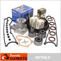 Fit 90-96 Nissan 300ZX 3.0L Timing Belt AISIN Water Pump Valve Cover VG30DETT