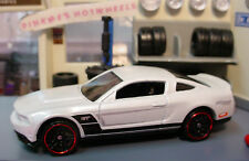 2014 50 Years MUSTANG 50th Design '10 FORD GT 2010 ☆White☆LOOSE Ford☆hot Wheels