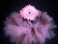 Pink & Brown Tutu! Fairy Princess, Dress up, Dance