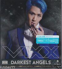 New VIXX DARKEST ANGELS First Limited Edition E RAVI CD DVD Booklet Japan VUZJ-8