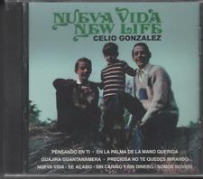 FANIA Mega RARE CD First Pressing CELIO GONZALEZ nueva vida GUAJIRA GUANTANAMERA