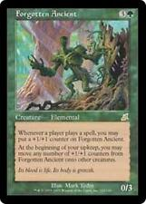FORGOTTEN ANCIENT Scourge MTG Green Creature — Elemental RARE