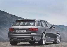 Spoiler Tetto Avant Caractere Audi A4 B8 Dal 07dal 07