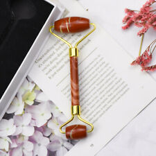 New Products Beauty & Personal Care Red Jasper Jade Roller Face Massager A28