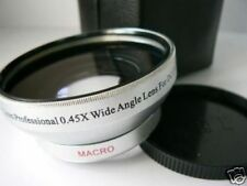 SL 49mm 0.45X Wide-Angle Lens For Sony NEX-5R 16mm/18-55mm/55-210mm DSC-RX1