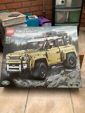 Lego Technic 42110 Land Rover Defender New Sealed