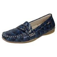 Mujer Van Dal Planas sin Cordones Informales Piel Elegante Mocasines Zapatos