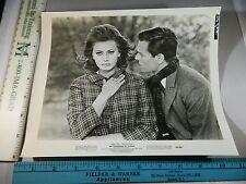 Rare Original VTG 1963 Sophia Loren Condemned of Altona Movie Photo Still