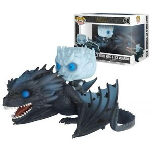 -= ] FUNKO - Pop Night King e Viserion Game of Thrones [ =-