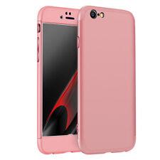 Etui Housse Intègrale Coque 360° Matte Protection Case Pour iPhone 6 7 8 Plus