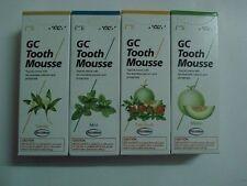 5 X GC Tooth Mousse GC FUJI