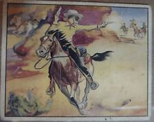 Original Lone Ranger Trading Card #10 The Substitute Dispatch Bearer